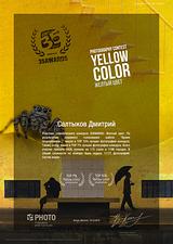 35AWARDS Желтый цвет