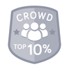 Top 10% Crowd